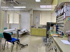 採血・処置室